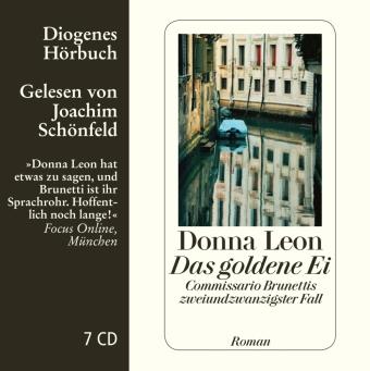 Das goldene Ei, 7 Audio-CDs