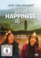 What Happiness is, 1 DVD Cover