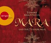Mara und der Feuerbringer, 4 Audio-CDs Cover