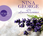 Das Lavendelzimmer, 5 Audio-CDs Cover
