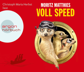 Voll Speed, 4 Audio-CDs