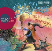 Bella Donner und der Wunderbesen, 2 Audio-CDs Cover