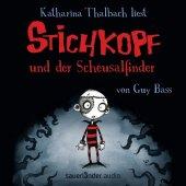 Stichkopf und der Scheusalfinder, 2 Audio-CDs Cover