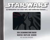 Star Wars: Ein Scanimation Buch Cover