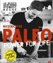 PALEO power for life Cover