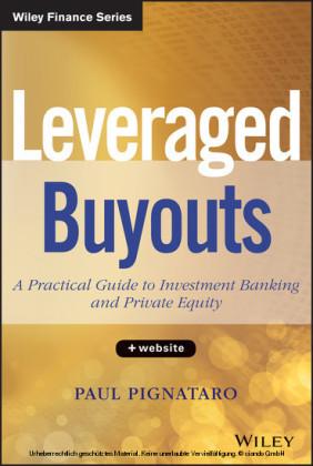 Leveraged Buyouts + Website