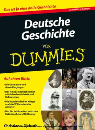 Deutsche Geschichte fur Dummies