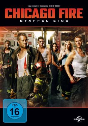 Chicago Fire, 6 DVDs