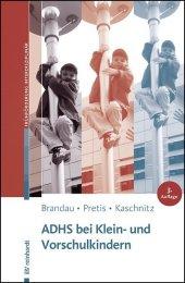 ADHS bei Klein- und Vorschulkindern Cover