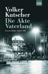 Die Akte Vaterland Cover