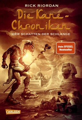 Die Kane-Chroniken 3: Der Schatten der Schlange