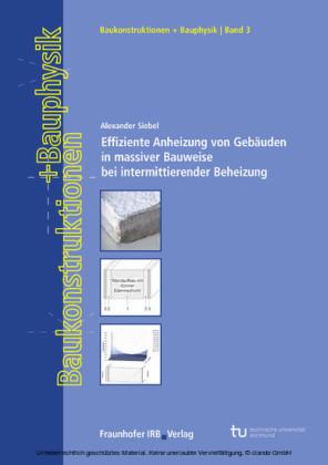 Effiziente Anheizung von Gebäuden in massiver Bauweise bei intermittierender Beheizung.