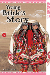 Young Bride's Story Cover