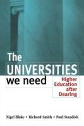 Universities We Need