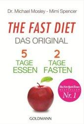 The Fast Diet, deutsche Ausgabe Cover