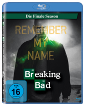 Breaking Bad - Die finale Season, 1 Blu-ray + Digital HD Ultraviolet Cover