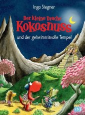 Der kleine Drache Kokosnuss und der geheimnisvolle Tempel Cover
