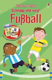 Schnapp und weg! Fußball (Kartenspiel) Cover