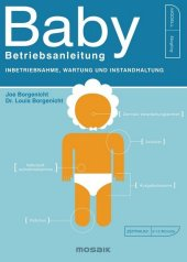 Baby - Betriebsanleitung Cover