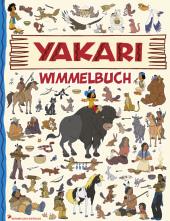 Yakari Wimmelbuch Cover