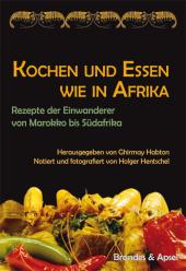 Kochen und Essen wie in Afrika Cover
