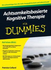 Achtsamkeitsbasierte Kognitive Therapie für Dummies Cover