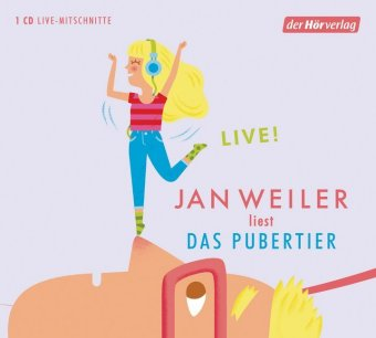 Das Pubertier, 1 Audio-CD