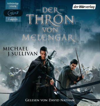 Der Thron von Melengar, 1 MP3-CD