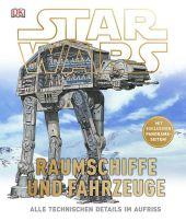 STAR WARS Raumschiffe und Fahrzeuge Cover