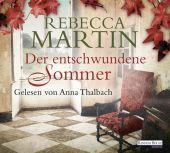 Der entschwundene Sommer, 6 Audio-CDs Cover