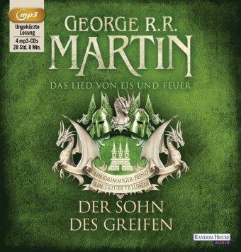 Das Lied von Eis und Feuer - Der Sohn des Greifen, 4 Audio-CD,