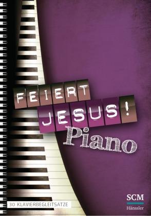 Feiert Jesus! Piano