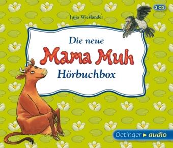 Die neue Mama-Muh-Hörbuchbox, 3 Audio-CDs
