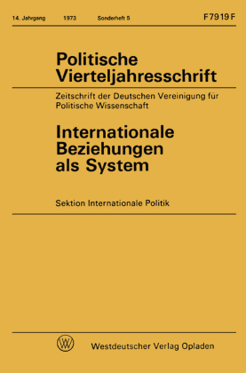 Internationale Beziehungen als System