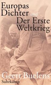 Europas Dichter und Der Erste Weltkrieg Cover