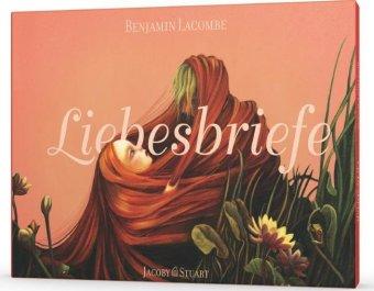 Liebesbriefe. Das Lacombe-Postkartenset