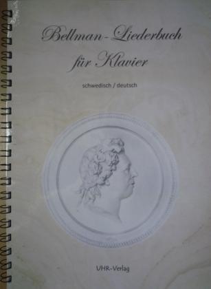 Bellman-Liederbuch für Klavier