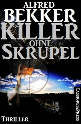 Killer ohne Skrupel: Ein Jesse Trevellian Thriller