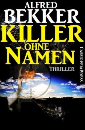 Killer ohne Namen: Ein Jesse Trevellian Thriller