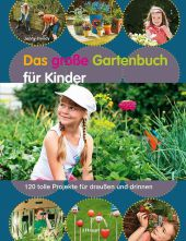 Das große Gartenbuch für Kinder Cover