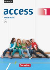 5. Schuljahr, Workbook mit Audio-CD Cover