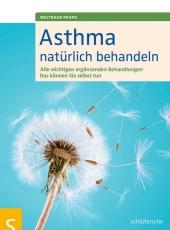 Asthma natürlich behandeln Cover