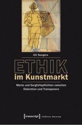 Ethik im Kunstmarkt