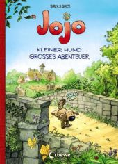 Jojo - Kleiner Hund großes Abenteuer Cover
