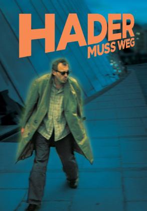 Hader muss weg, 1 DVD