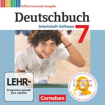 Deutschbuch - Sprach- und Lesebuch - Zu allen differenzierenden Ausgaben 2011 - 7. Schuljahr