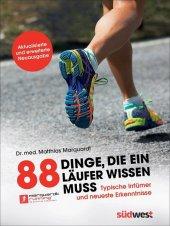 88 Dinge, die ein Läufer wissen muss Cover