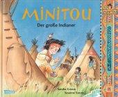 Minitou: Der große Indianer Cover