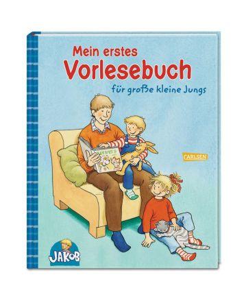 Mein erstes Vorlesebuch für große kleine Jungs