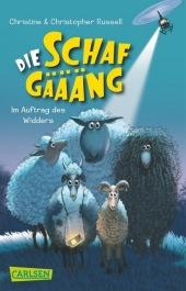 Die Schafgäääng - Im Auftrag des Widders Cover